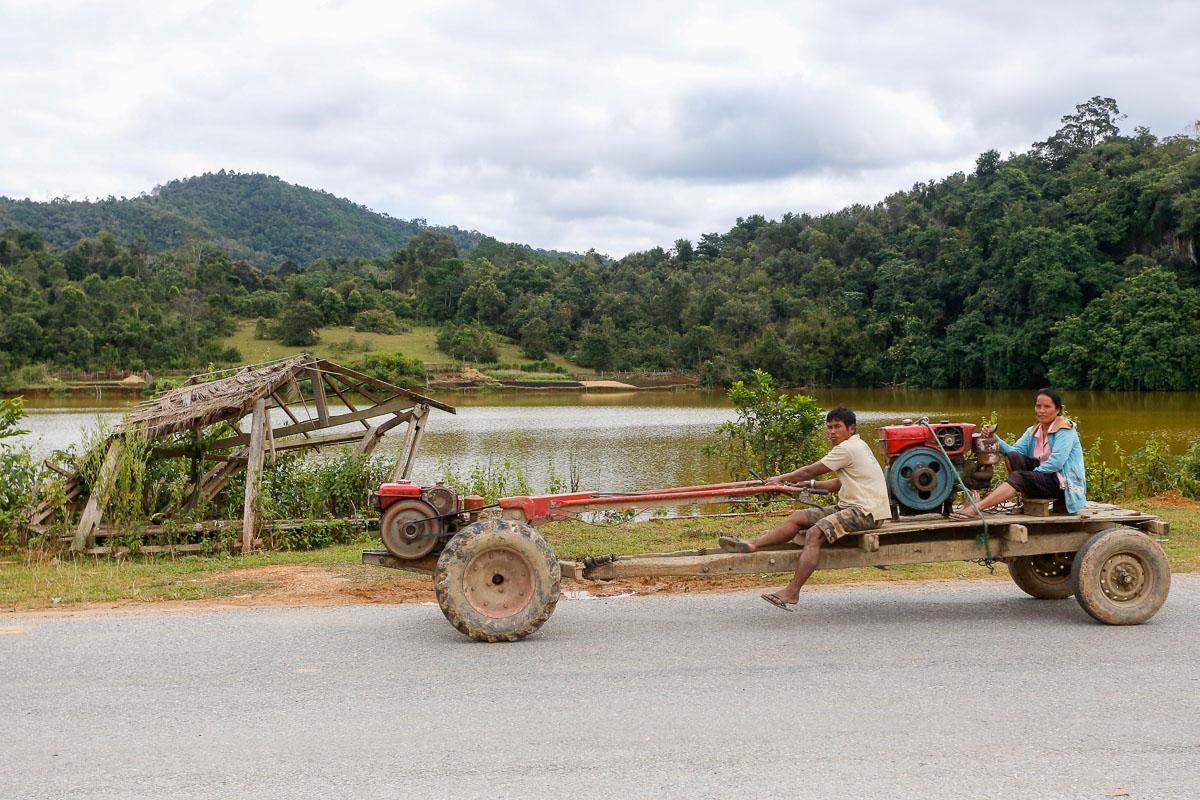 Środkowy Laos