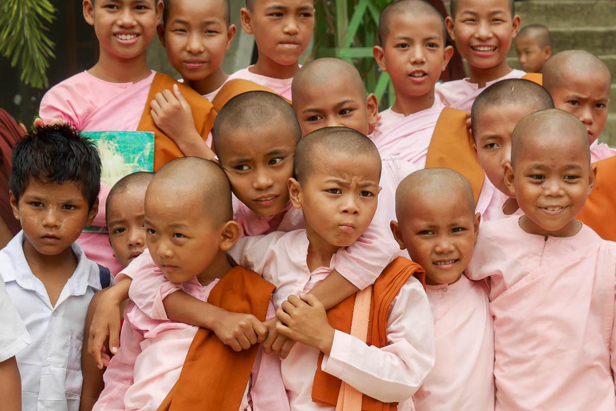 Buddyjska szkoła