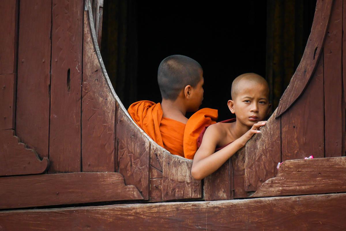 Klasztor Shwe Yan Pyay