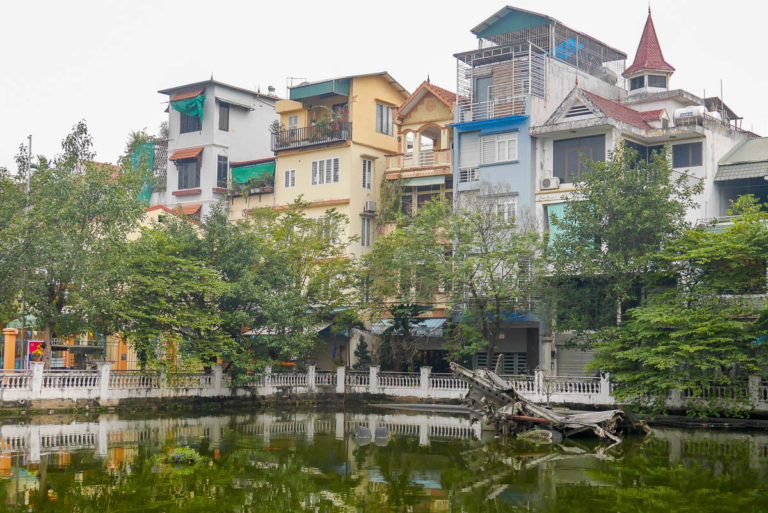 Jezioro Huu Tie