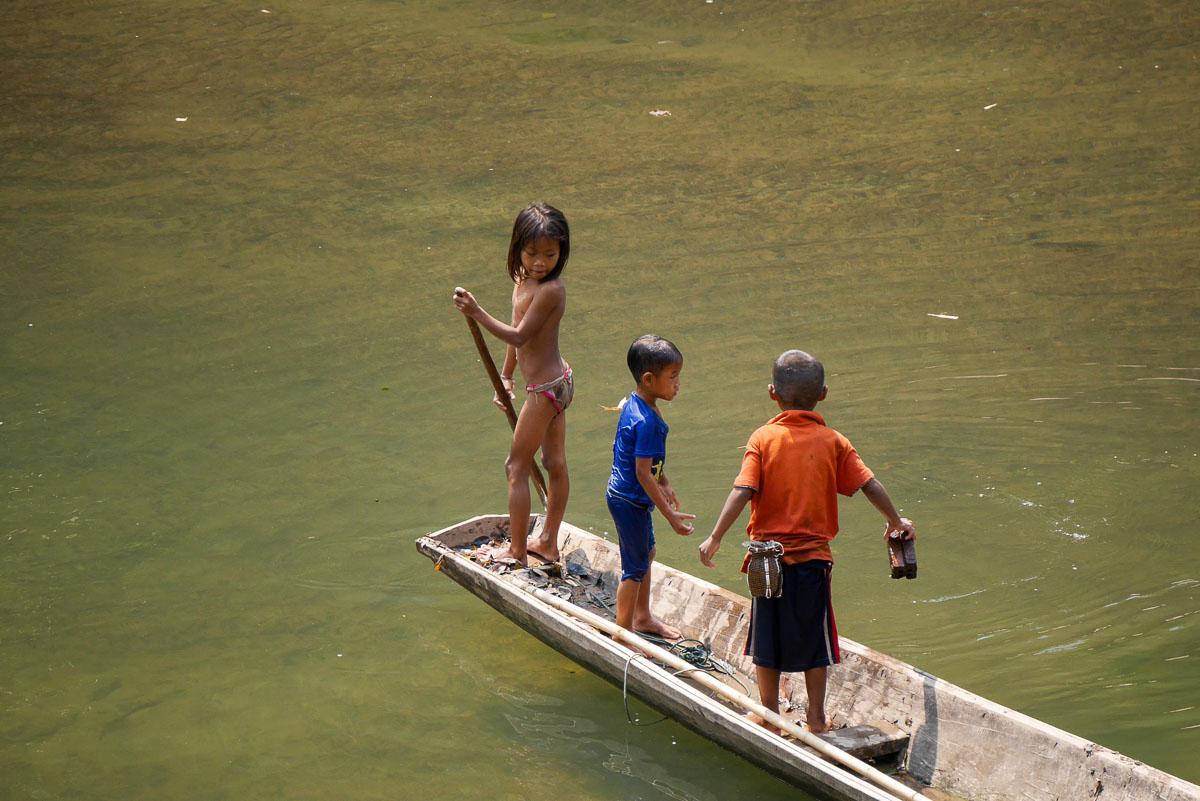 Rzeka Hinboun