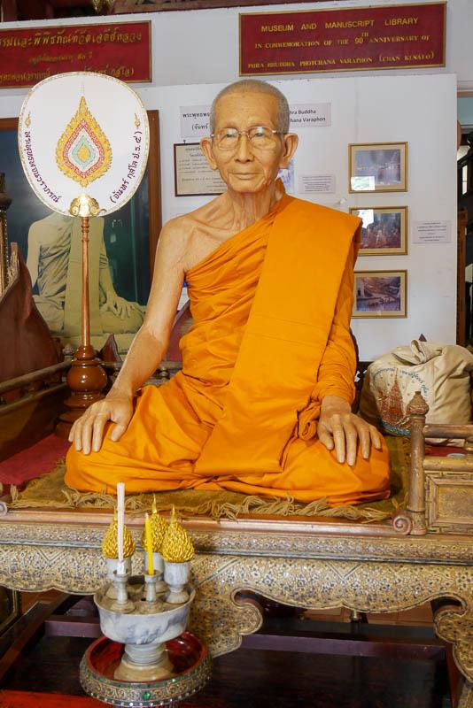 Chana Kusalo - opat świątyni Wat Chedi Luang