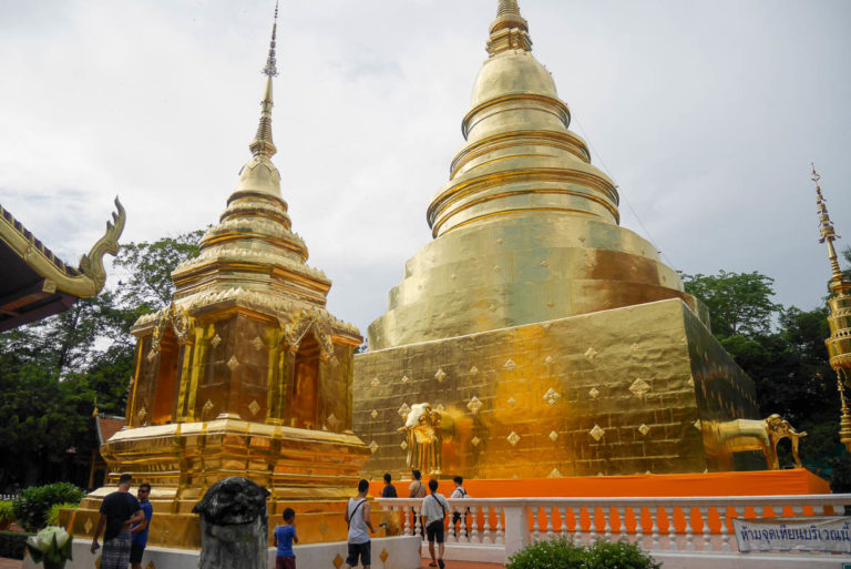 Wat Phra Singh w Chiang Mai