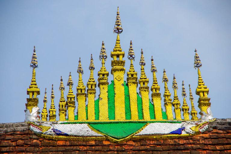 Iglice dok so fa na głównej świątyni