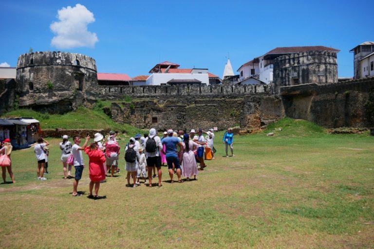 Stary Fort zwany też Arabskim Fortem