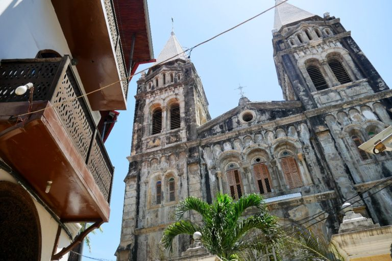 Katedra św. Józefa - Stone Town