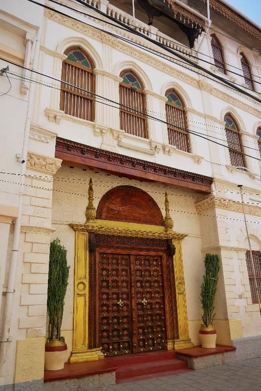 Zanzibarskie drzwi