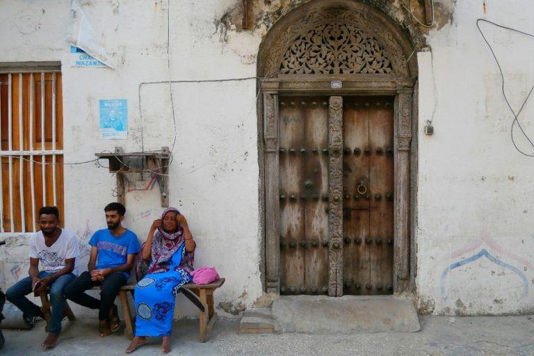 Drzwi zanzibarskie
