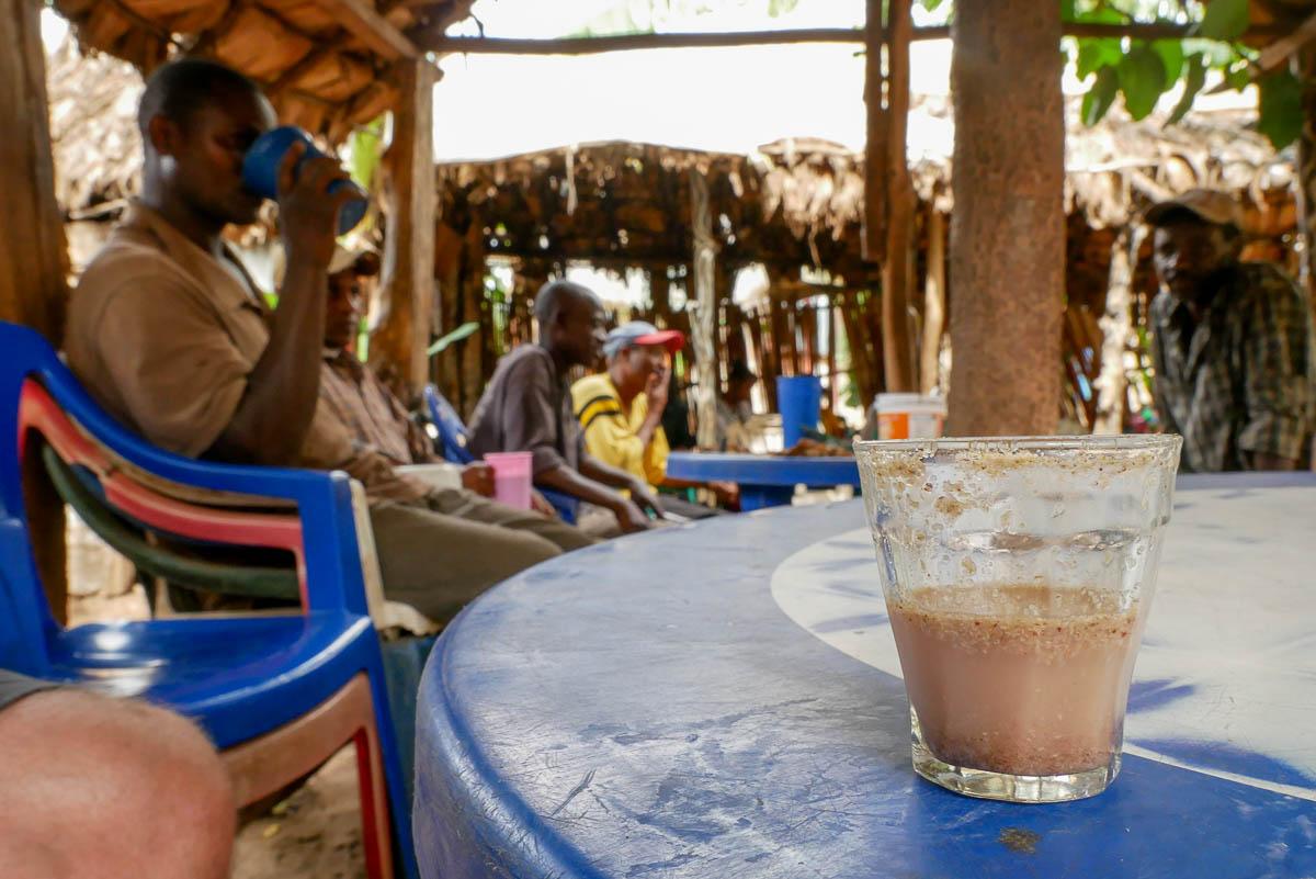 Bar w Mto wa Mbu