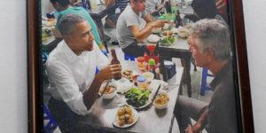 Barac Obama i Anthony Bourdain