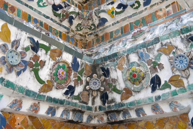 Kwiatowa mozaika