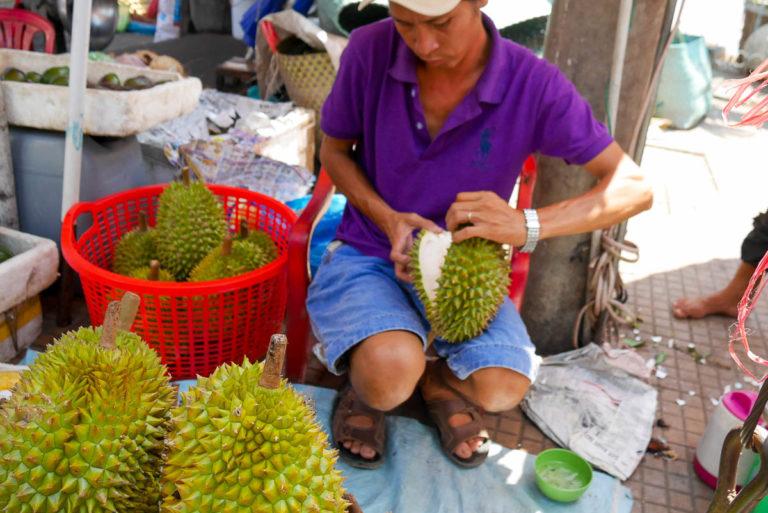 Zapach duriana czuć z wielu metrów