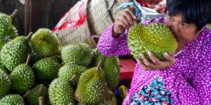 Zapach duriana