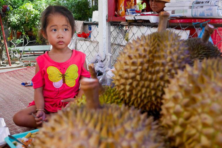 Duriana lubią także dzieci