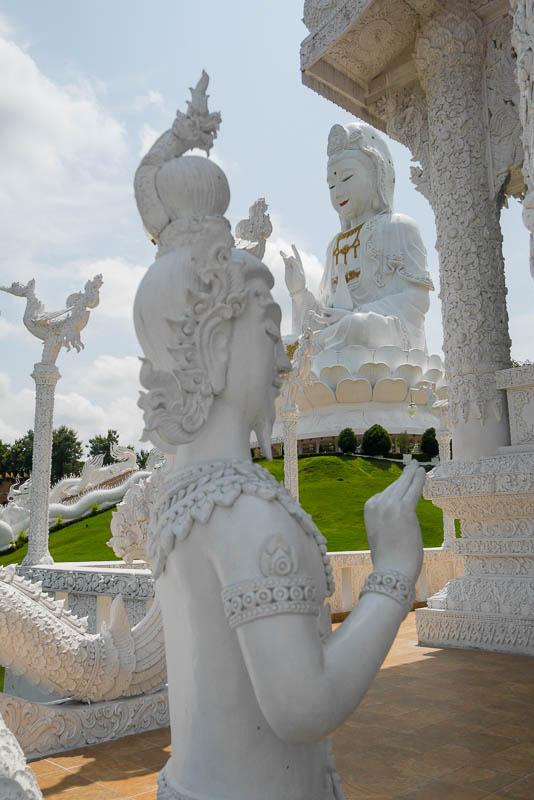 Świątynia Wat Huay Pla Kang