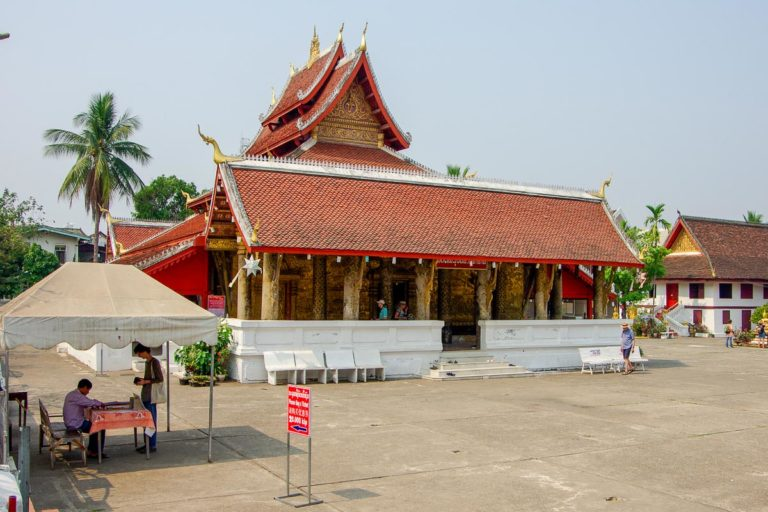 Główna świątynia (sim) Wat Mai